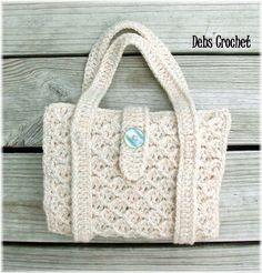 crochet bible cover | Crochet Bible / Book Cover Tote | Flickr - Photo Sharing!