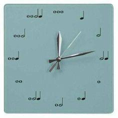 Band clock