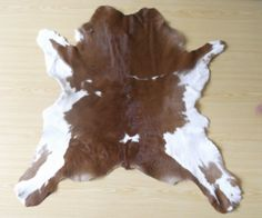 Cow Hide Rug/Calf Hide Rug by ShayanDecors on Etsy, £20.84