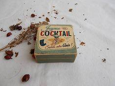 Cocktail, Krabi, Enamel, Accessories, Vintage, Vitreous Enamel, Enamels, Vintage Comics, Cocktails