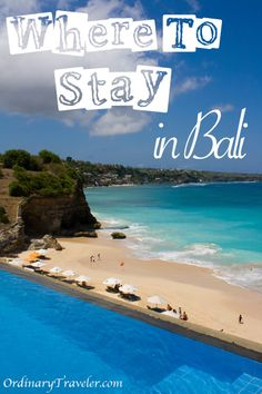 Where to find the best price on hotels in Bali