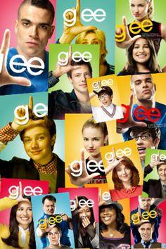 O que  dizer de uma série que  eu simplesmente   adoooro!?    Série musical de muito sucesso nos dias de hoje, conta   a vida de um  grupo de estudantes do ensino medio, menbros do  coral Glee, que enfrentam os seus  medos e acreditam que  a musica é sua  vida.