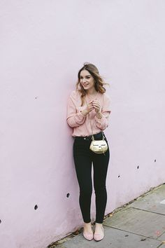 PINK & GOLD What Olivia Did waysify