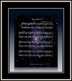 Music is universal 11X14  print by MusicArtandMore on Etsy, $17.00