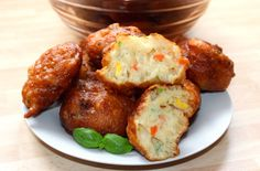 Zöldséges puffancs Quiche Muffins, Hungarian Recipes, Baked Potato, Goodies, Salad, Baking, Vegetables, Ethnic Recipes, Food