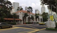 Colonial district. Singapore