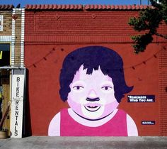 Wooster Collective: Murals Archives Remember Who You Are, Youth Culture, Murals, Archive, Movie Posters, Art, Art Background, Wall Murals, Film Poster