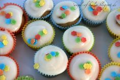 Angel of Berlin: [bakes...] Vanille Cupcakes