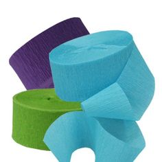 Monsters Inc. party - party paper supplies.
