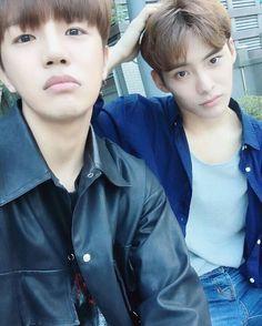 Donghun and Jun
