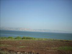 Mar de Galilea (Lago Tiberiades)