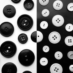 niet-kleuren: zwart of wit om een kleur donkerder of lichter te maken.