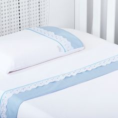 Baby Sheets, Baby Bedding Sets, Cot Bedding, Folding Fitted Sheets, Luxury Bedspreads, Designer Bed Sheets, Bedroom Bed Design, Baby Embroidery, Baby Quilts