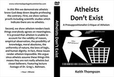 Documentary: Atheists Don't Exist