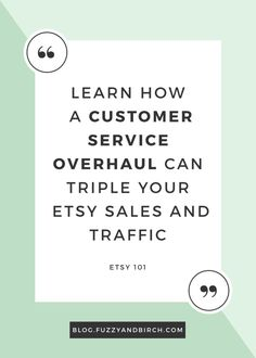 A customer contacts you and you write back, but they never answer. Where did they go? What are the magic words that convince them to buy? Learn how simple customer service changes can alter your business practically overnight.