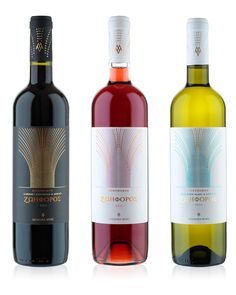 Zoephoros Wines on Packaging of the World - Creative Package Design Gallery