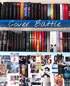 Tutte le parole della mia vita: Cover Battle #2 Sproloquiamo insieme!! Buongiorno raggi di sole! Oggi state bene? Rilassati? Tranquilli? Affamati? Assonnati? Tristi? Arrabbiati? Beh, non importa(!) perché oggi c'è il Cover Battle! Yeee!! Quindi tutti a leggere il mio post, su su!