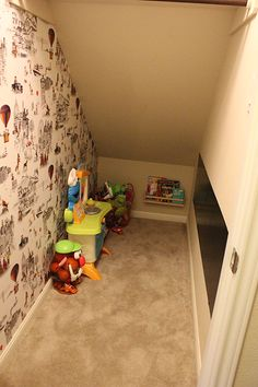 54 ideas cupboard under the stairs playroom play houses Under Stairs Playroom, Under Stairs Playhouse, Closet Under Stairs, Space Under Stairs, Under Stairs Cupboard, Basement Stairs, Basement Layout, Playroom Ideas, Basement Bathroom