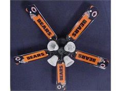 NFL Chicago Bears Football Ceiling Fan 52 In.Great for that man cave.
