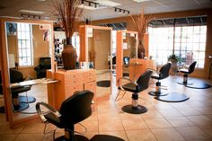 We are a member of the award winning Fusion Spa Salon Aveda network. Open since July 2009, we are a full service Aveda spa and salon offering a full range of services including hair cuts, hair color, facials, manicures, pedicures, massages, waxing, make-up applications, body treatments and more. We cater to men, women and children exclusively using Aveda hair color and products to be kind to our guests, our team and the planet.