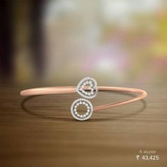 Daily wear bracelet Heart Ring