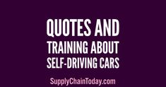 Self-Driving cars are the future. Tesla, GM, BMW, Volvo, Waymo are all testing this artificial intelligence technology. A game changer for supply chain. Artificial Intelligence Article, Machine Learning Artificial Intelligence, Artificial Intelligence Technology, Artificial Neural Network, Intelligence Quotes, Technology World, Find Quotes, Self Driving, Business Quotes