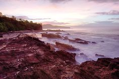 Sunrise on Laguna Pari - Sawarna Beach
