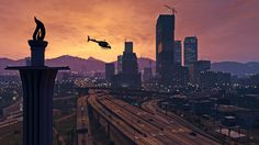 knowing the streets of 'grand theft auto v' meant i never felt alone in the city of angels.