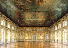Tsarskoye Selo - The Catherine Palace, The Great Hall