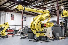 63 Best FANUC Robots images in 2016   Robotics, Robots, Robot