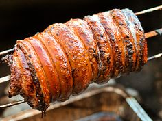 Lechon Liempo (Filipino-style Roasted Pork Belly)