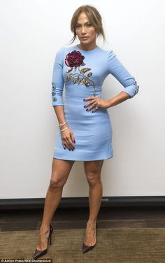She has three jobs: Here the Bronx beauty is posing for American Idol; she is also on Shad...
