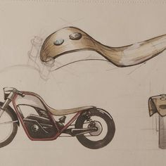 Plywood concept bobber #design4ndmore  #sketch #sketchbook #drawing #instadraw #instaday #design  #moto #plywood #wood #motolife #bobber #victory #custom #instamoto #concept #engine Bobber, Plywood, Engine, Sketch, Concept, Photo And Video, Drawings, Painting, Instagram