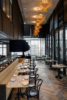 Chiara Restaurant Furniture Fit Out Design