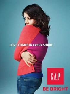 We love Aubrey Plaza in these ads! Hair by Christophe Saluzzo, Manicure by Carla Kay for Cloutier Remix