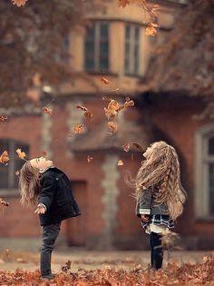 Autumn Friends- Enjoy The Wonder.