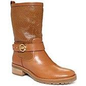 MICHAEL Michael Kors Daria Flat Boots so comfy and warm