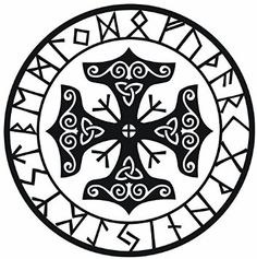 viking good luck symbol - Google Search