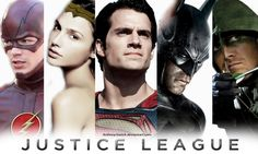 Actor Grant Gustin as Barry Allen/the Flash, Israeli actress Gal Gadot as Princess Diana of Greek Themyscira Amazons/Wonder Woman, English actor Henry Cavill as Clark Kent/Kal-El/Superman, actor Ben Affleck as Bruce Wayne/Batman and Canadian actor Stephen Amell as Oliver Queen/Green Arrow in JLA movie???  Justice League - Wallpaper 2/2 by AnthonyGarick on deviantART  Justice League - Wallpaper 1/2 by AnthonyGarick on deviantART