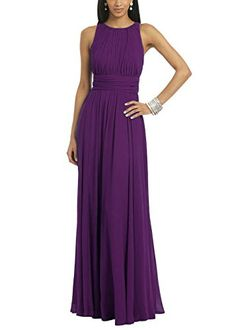 Ssyiz Women's Long Chiffon A-line Bridesmaid Dress Prom G... https://www.amazon.com/dp/B01H1MIY8O/ref=cm_sw_r_pi_dp_x_jqVUybAM6E64R
