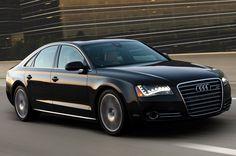 Stunning Audi A 8 Photos Gallery