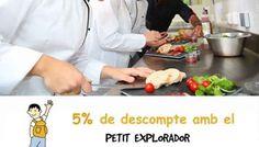 colonias de inglés y cocina en verano para niños. campamentos de verano para aprender inglés y clases de cocina. colonias inglés y chef en verano