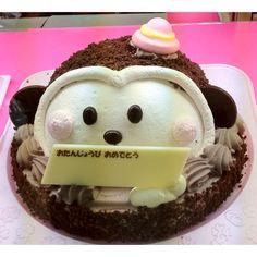 おさるのケーキ