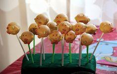 Cakepops! #eendje