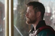 Thor Ragnarok Haircut Chris Hemsworth Hairstyle Mens Hairstyles