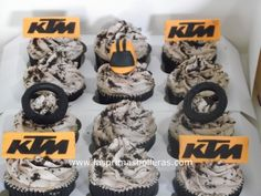 Cupcakes KTM