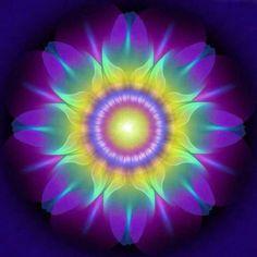 Mandala de Apertura de Conciencia, Amor y  Transmutación