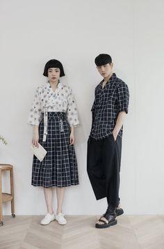 New Diy Clothes Kimono Ideas 64 Ideas Japanese Outfits, Korean Outfits, Japanese Fashion, Korean Fashion, Traditional Fashion, Traditional Outfits, Modern Traditional, Mori Fashion, Cute Fashion