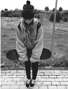 skate tumblr girl - Buscar con Google