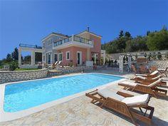 Villa Drepanou Bay Katouna, Lefkas , Greece
